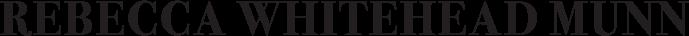 Rebecca Munn Logo
